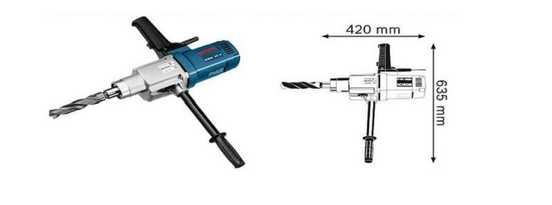 Bosch GBM 32-4 sở hữu thiết kế đặc biệt
