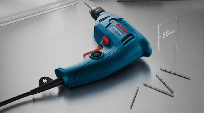 Thiết kế củamáy khoan Bosch GBM 320 có gì nổi bật