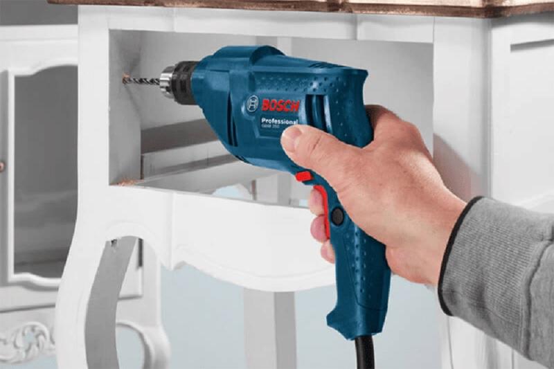 Các tính năng của máy khoan Bosch GBM 6 RE