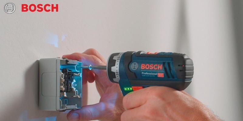 Máy bắt vít Bosch GSR 12V-15 FC