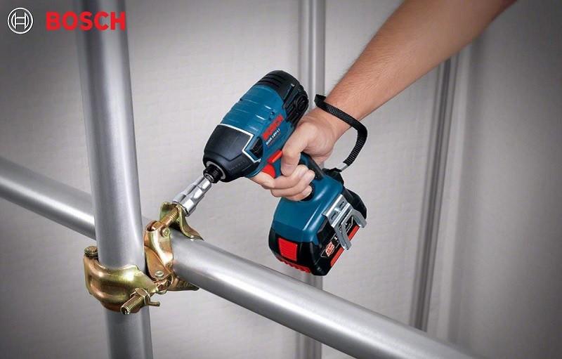Khả năng làm việc và ứng dụng của máy bắt vít Bosch GDR 18V 200C