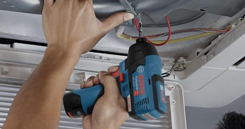 Khả năng làm việccủa máybắt vít dùng pin GDR 12V-110 (Solo)