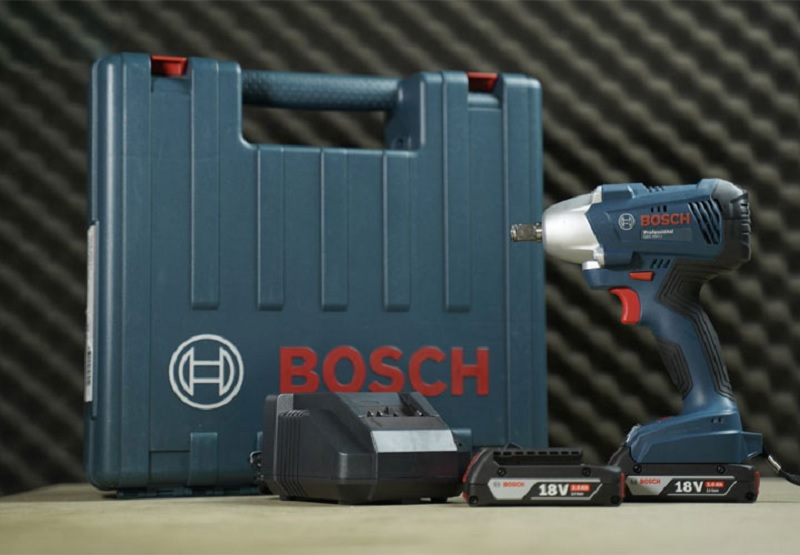 Ứng dụng của máy siết bu lông Bosch GDS 250-Li