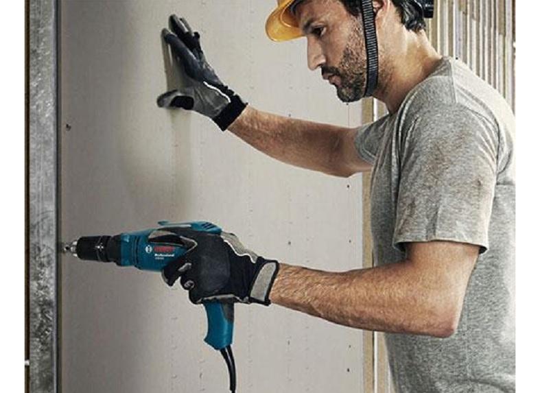 Khả năng làm việc của máy bắt vít tường khô Bosch GTB 650