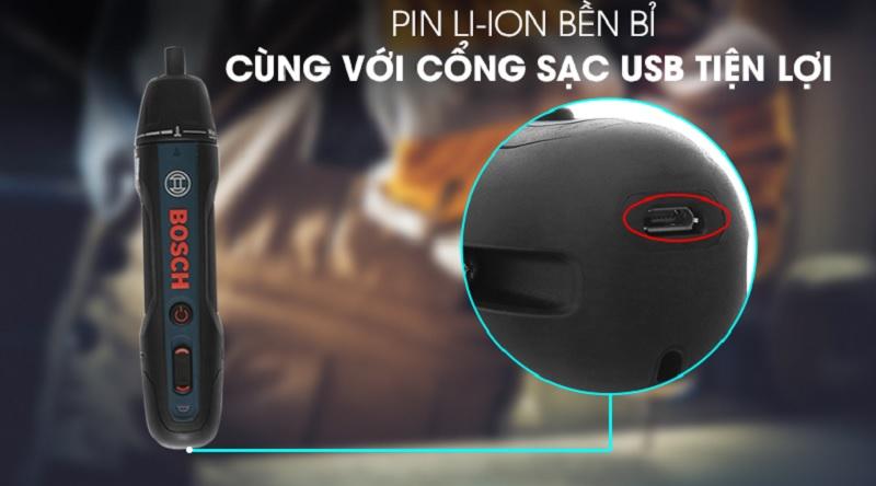 ưu điểmnổi bật của máy vặn vít Bosch Go Gen thế hệ 2