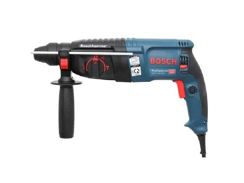 Bosch GBH 2 - 26 DRE được làm từ chất liệu cao cấp