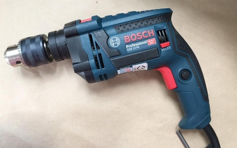Đặc điểm của máy khoan chính Bosch GSB 13 Re