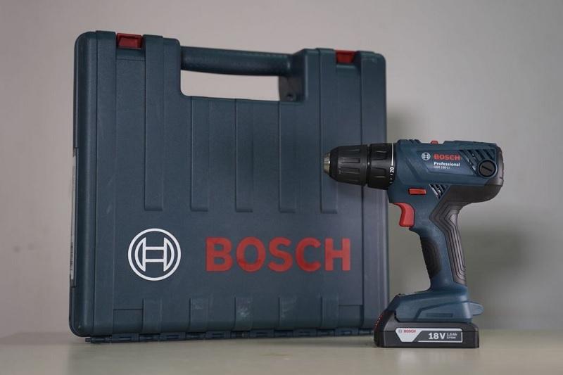 Khả năng làm việc của máy khoan Bosch GSR 180-LI