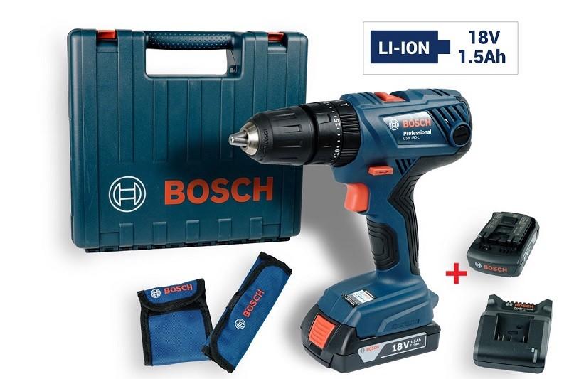 Thiết kế của máy khoan pin Bosch GSB 180li