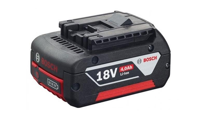 Ứng dụng của pinmáy khoan Bosch 18V - 4.0Ah