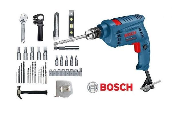 Bộ máy khoan Bosch GSB 10 RE SET