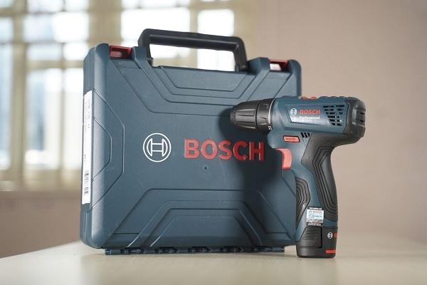 Đánh giá ngoại hình của Bosch GSB 120 LI và 180 LI