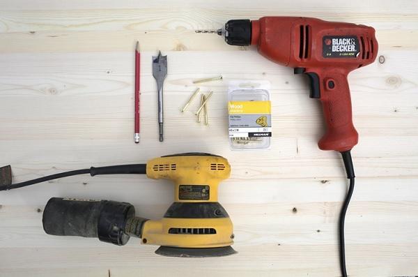 Các dụng cụ cần chuẩn bị