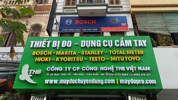 Nhận biết máy khoan Bosch chính hãng dựa vào giá thành