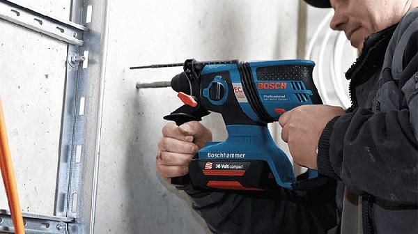 Một số nguyên tắc an toàn khi sử dụng máy khoan bê tông