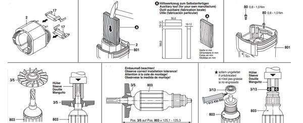 Cách lắp máy khoan cầm tay