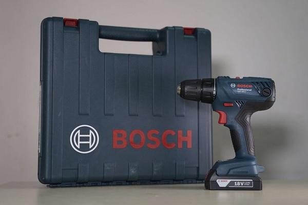 Máy khoan bắt vít dùng pin Bosch GSR 180-LI