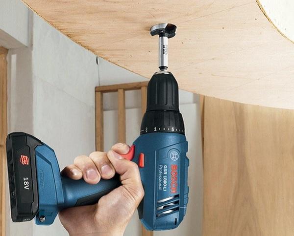 Một số lưu ý giúp nâng cao độ bền của máy khoan pin Bosch
