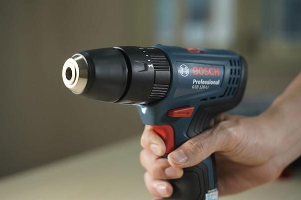 Máy khoan pin bắt vít Bosch GSB 120-LI GEN II Pin 12V