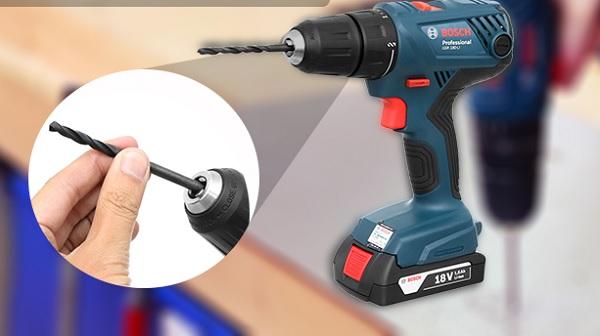 Máy khoan Bosch đầu kẹp 10mm phù hợp với đối tượng nào?