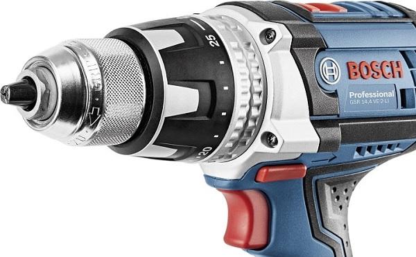 Ứng dụng của máy khoan pin Bosch 14.4V