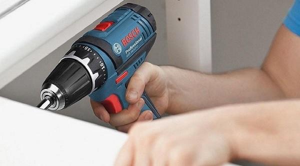 Máy khoan vặn vít dùng pin Bosch GSR 14.4-2-LI