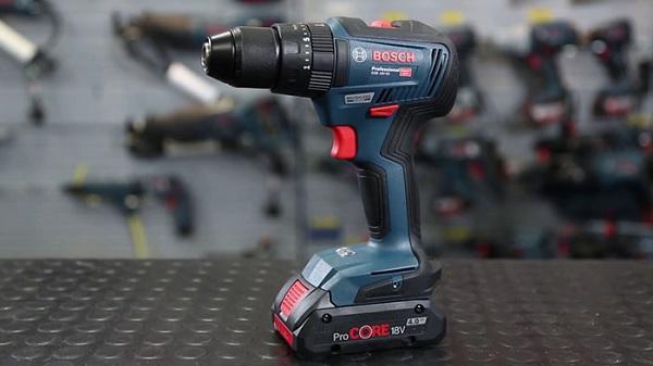 Máy khoan vặn vít dùng pin Bosch GSR 18V-50