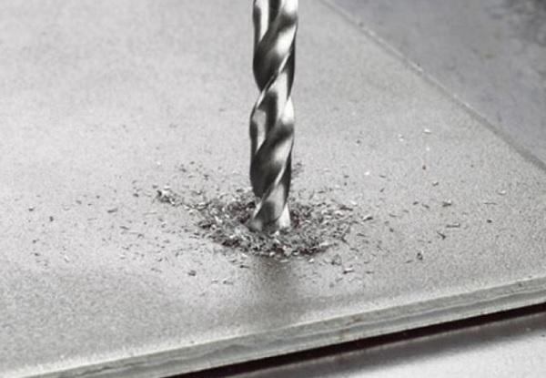 Mũi khoan sắt là gì?