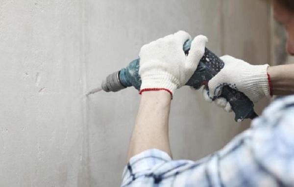 Mũi khoan tường là gì?
