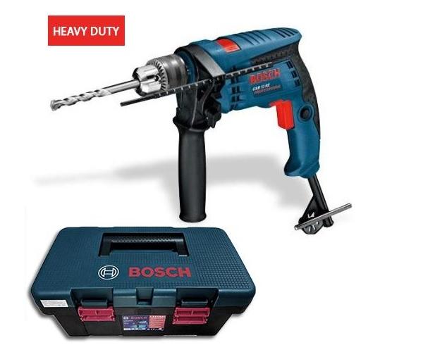 Bosch GSB 13 RE bộ set có hộp công cụ freedom