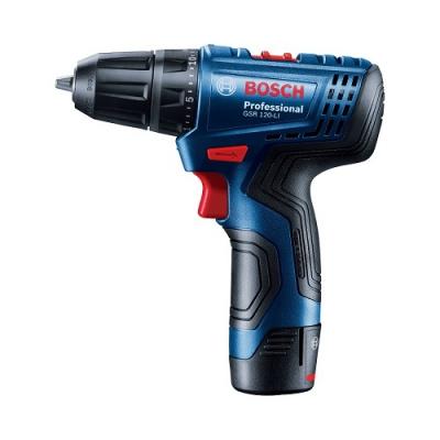 Máy khoan pin vặn vít Bosch GSR 120-LI GEN II phụ kiện