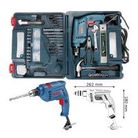 Bộ máy khoan động lực Bosch GSB 10 RE SET 2