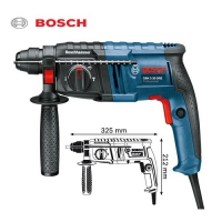 Máy khoan búa Bosch GBH 2-20 DRE 2