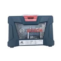Máy khoan động lực pin Bosch GSB 180-LI Promo 41 chi tiết 1