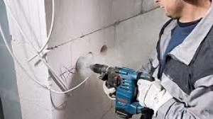 Dùng máy khoan pin có khoan tường được không?