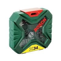 Bộ mũi khoan và vặn vít X-Line 34 món Bosch 2