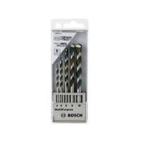 Mũi khoan đa năng bộ 5 mũi 4/6/8/10mm Bosch 2608680798 1