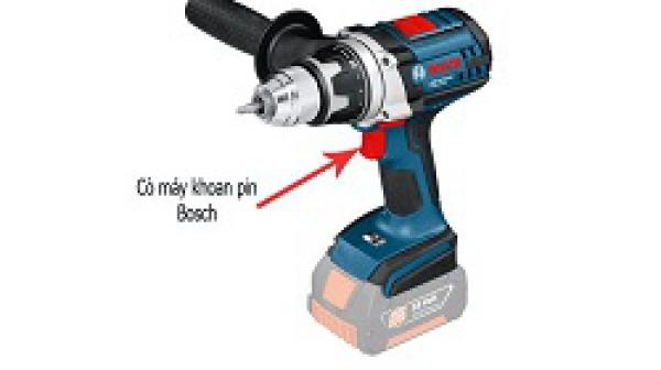 Hướng dẫn sửa cò máy khoan pin Bosch hoạt động trở lại