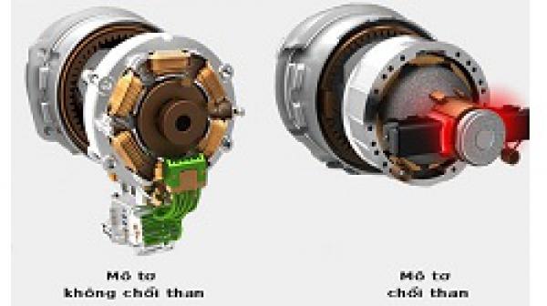 Motor máy khoan pin là gì? Các loại motor khoan pin