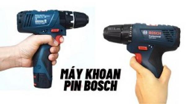 Nên mua máy khoan Bosch GSB 120 LI hay GSR 120 LI?
