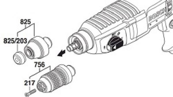 Hướng dẫn cách tháo máy khoan Bosch an toàn, đúng kỹ thuật