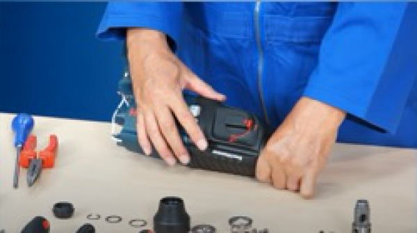 Hướng dẫn tìm nguyên nhân và cách sửa máy khoan cầm tay Bosch bị lỗi